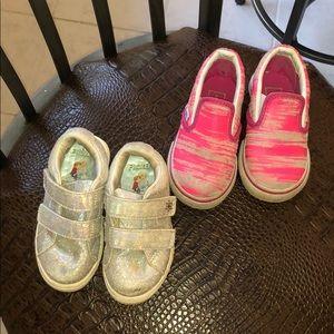 Play shoe lot